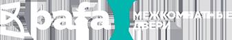 Логотип белый BAFA Без фона