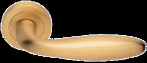 ручка золото матовое